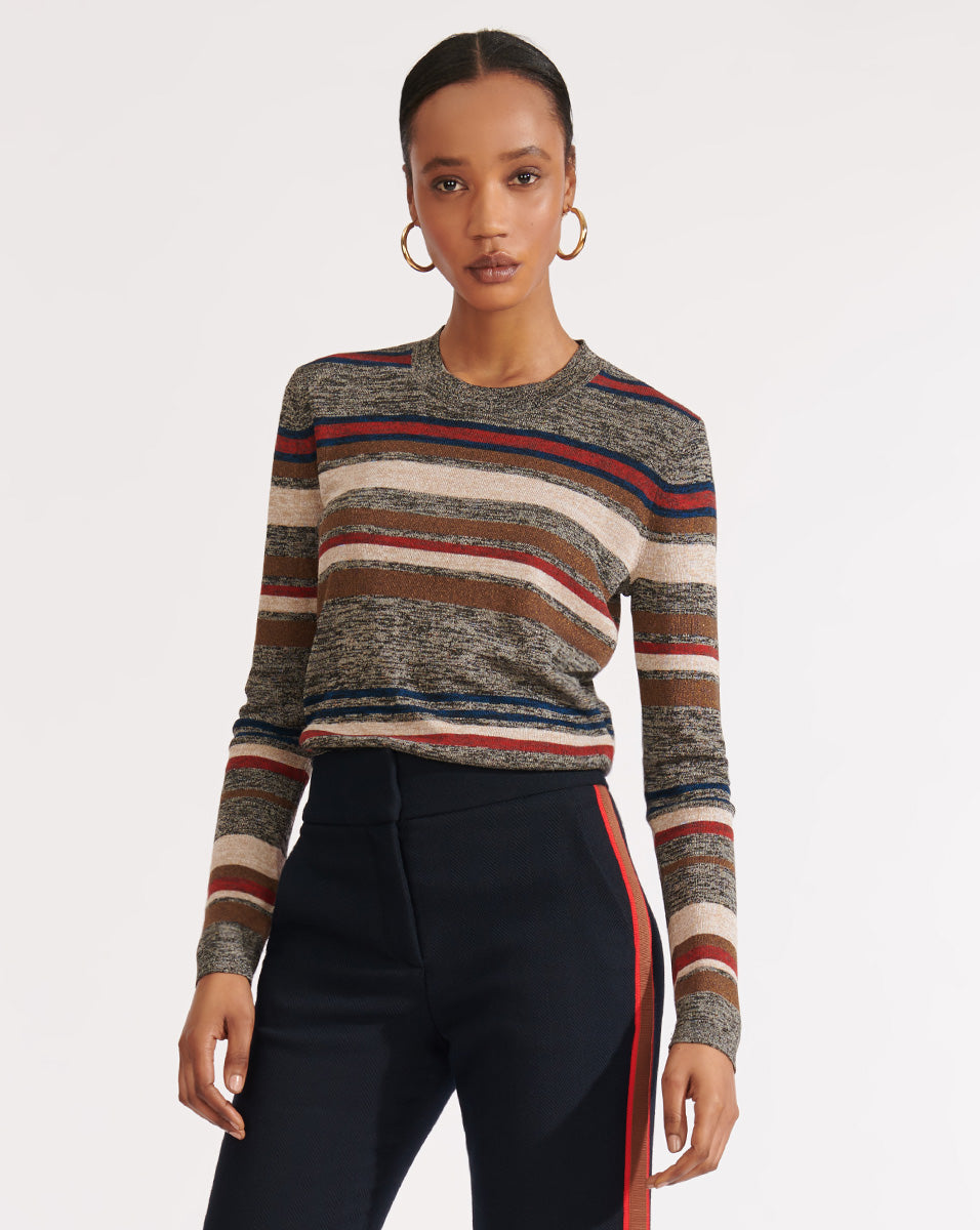 Jora Cropped Pullover
