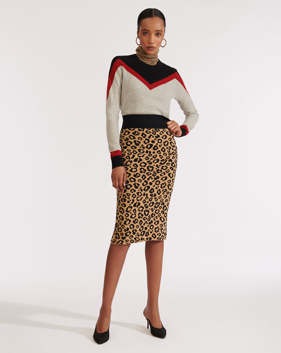 Bethel Pencil Skirt
