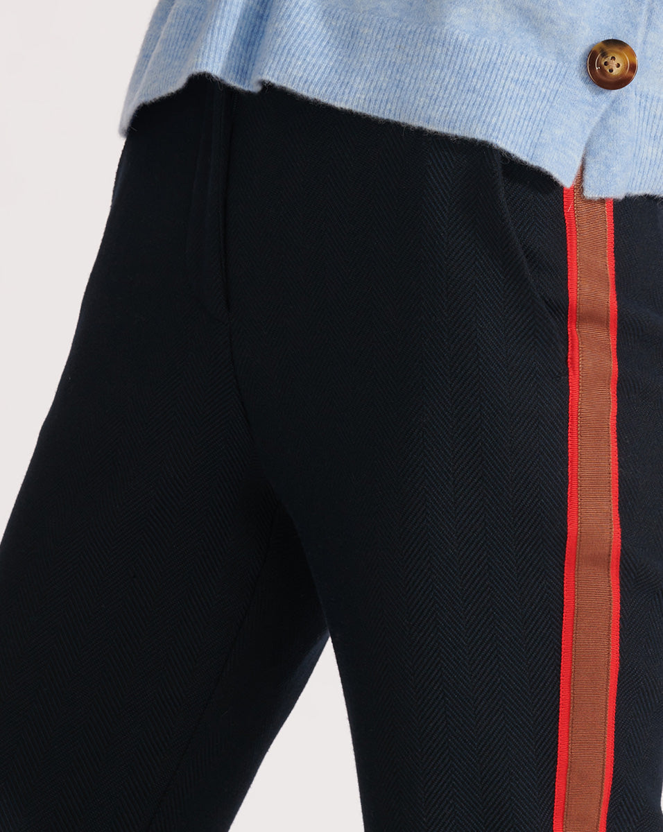 Cormac Trouser - Navy