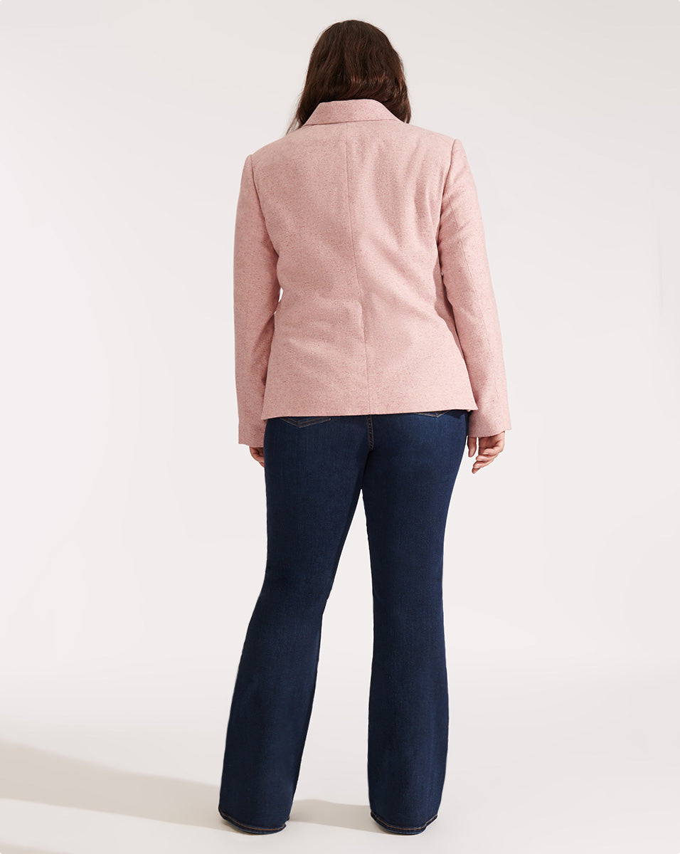 Steele Dickey Jacket - Pink