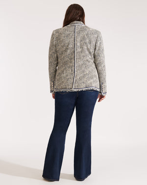 Theron Jacket - Blue