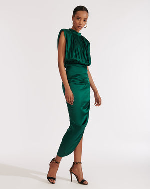 Kendall Dress - Green