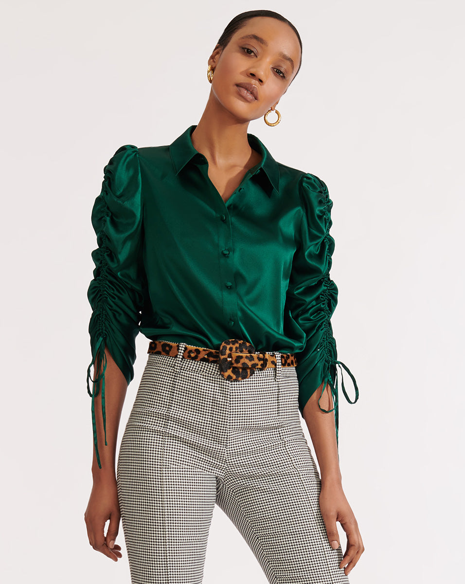Lillian Blouse - Green