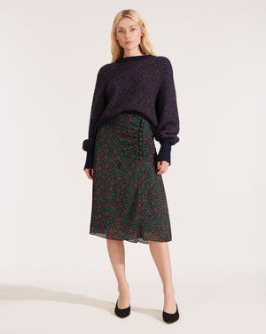 Minetta Skirt - Black Multi