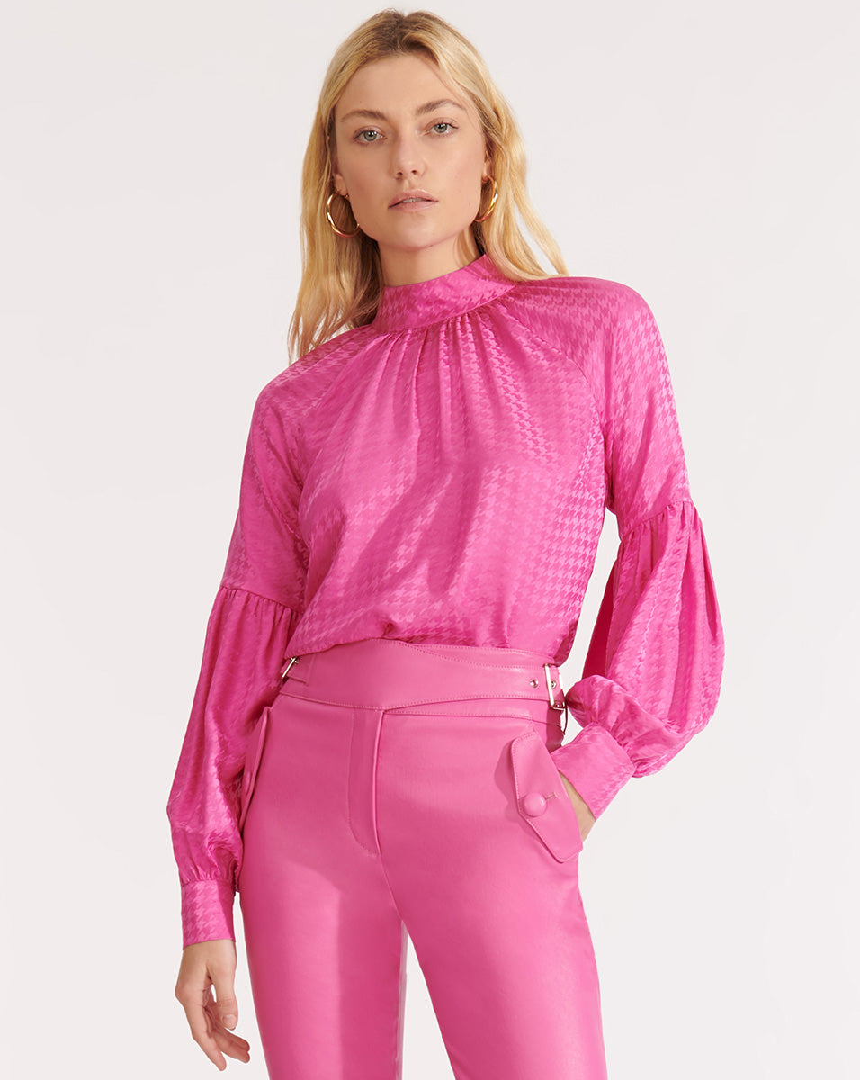 Cicely Top - Pink