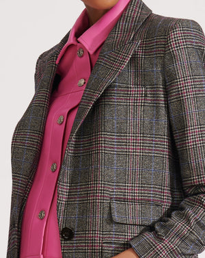Martel Dickey Jacket - Multi