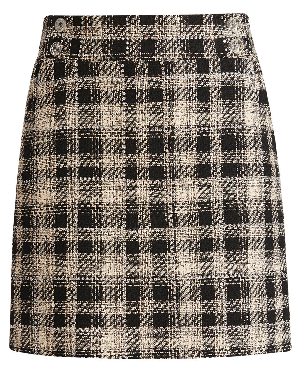 Arezzo Skirt - Black Multi