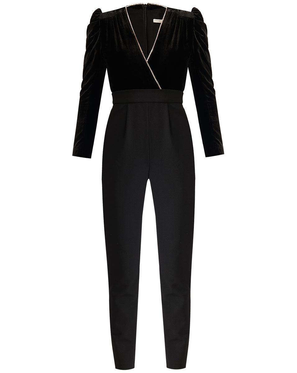 Cleo Jumpsuit - Black