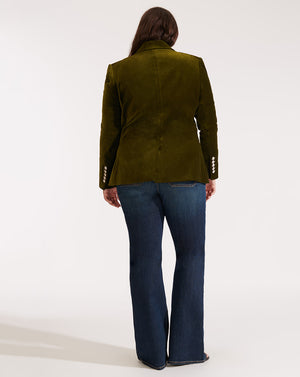 Lawrence Dickey Jacket - Olive