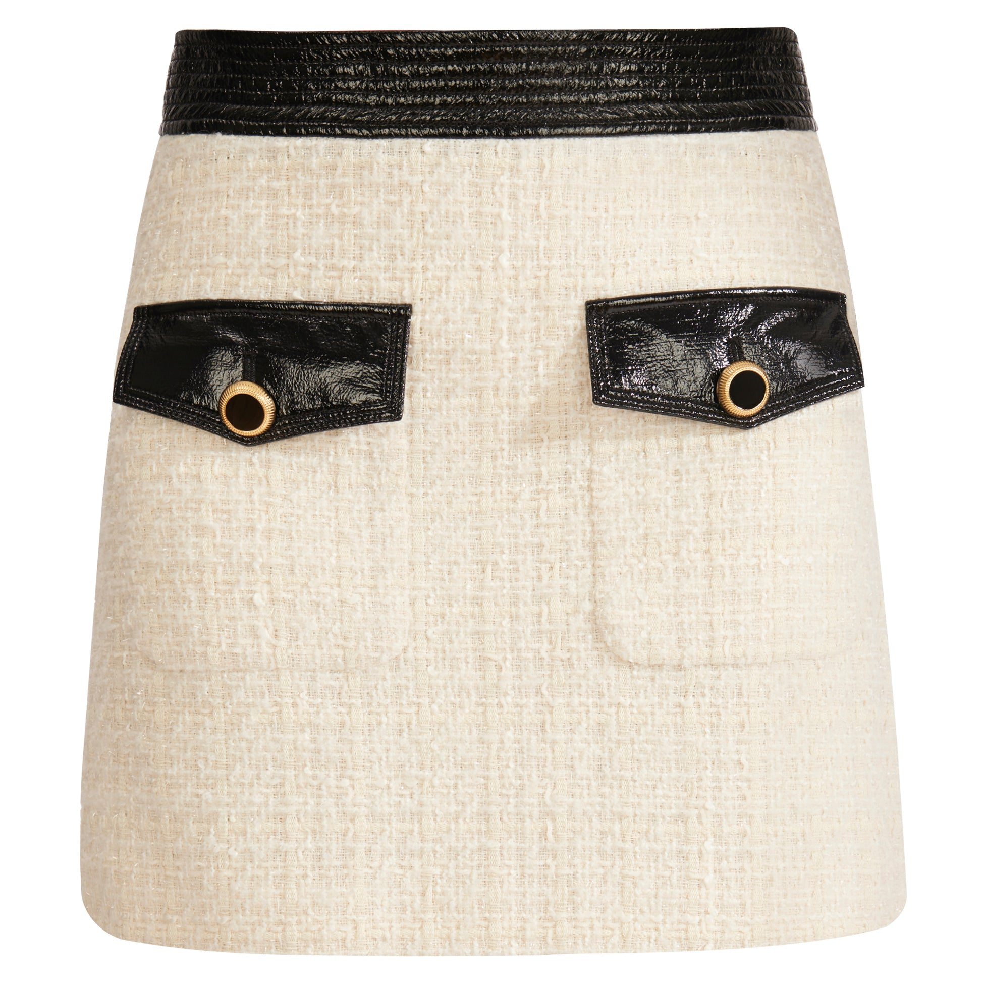 Lucy Skirt - Ivory