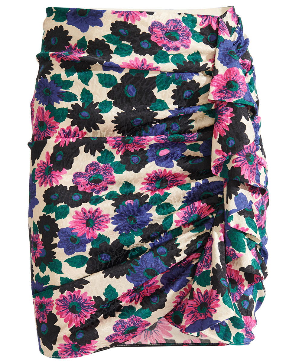 Ravello Skirt - Pink Multi