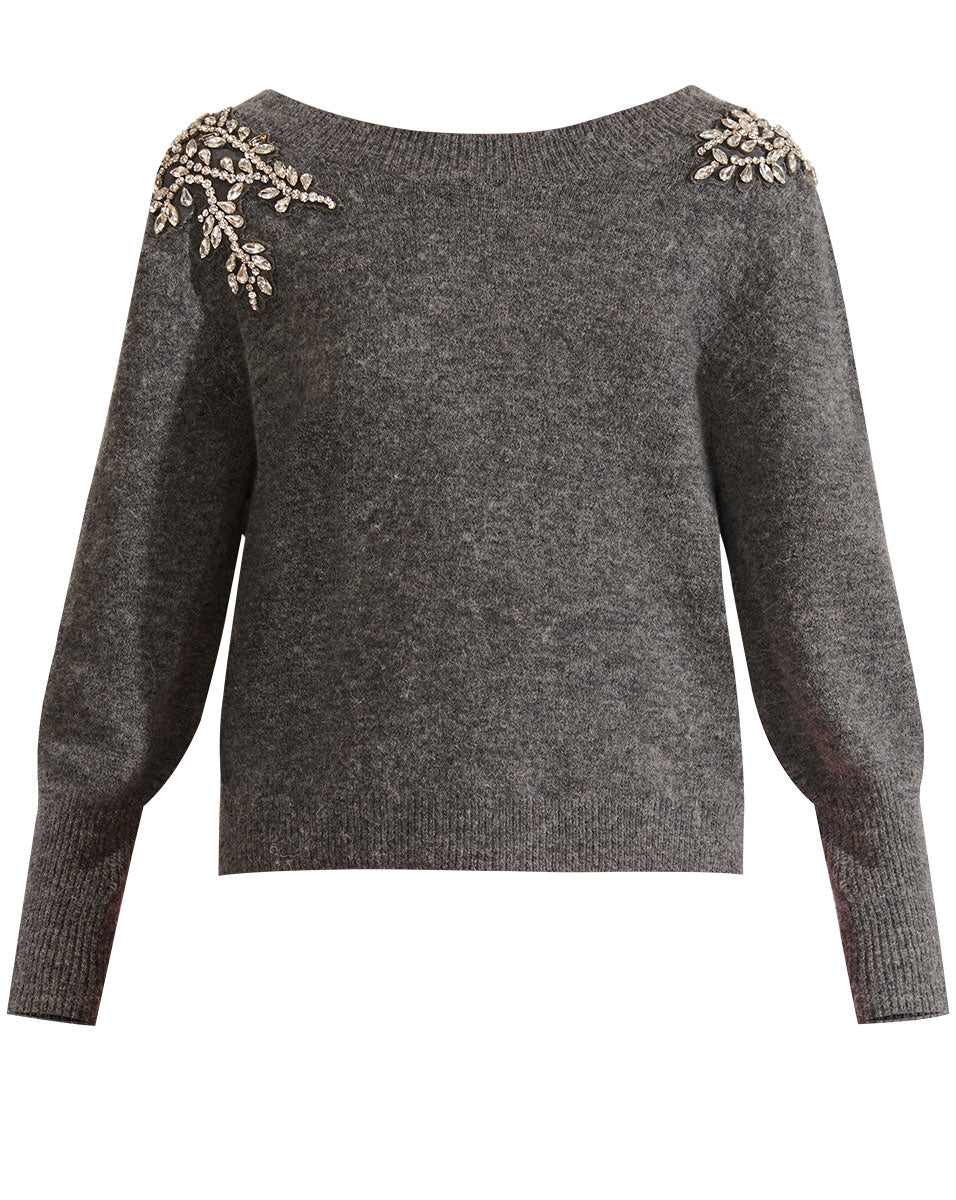 Valerie Sweater - Charcoal