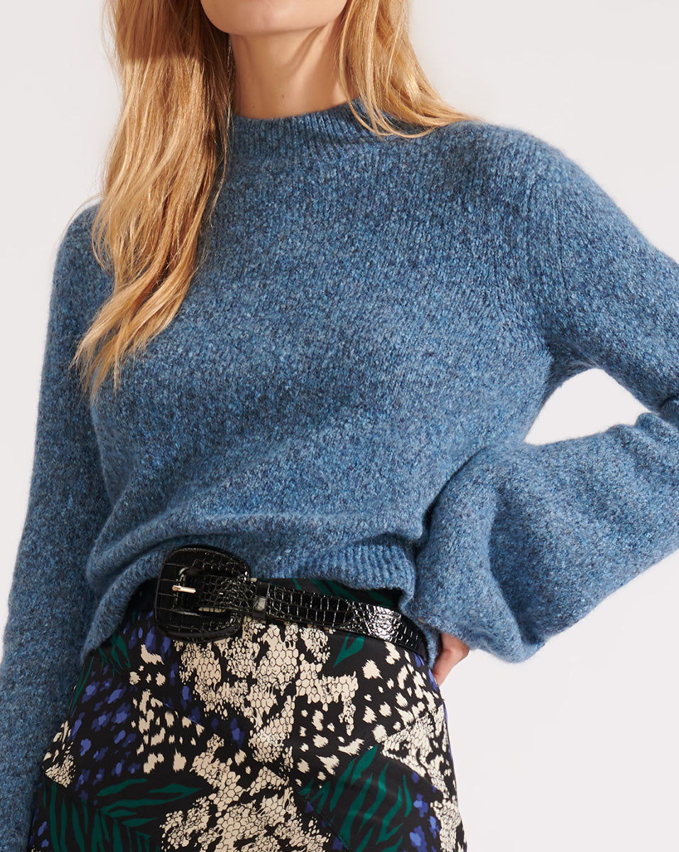 Alexey Pullover - Blue