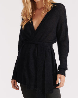 Connelly Cardigan - Black