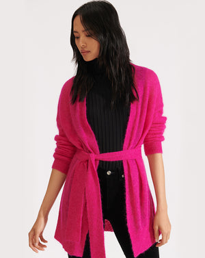 Connelly Cardigan - Pink