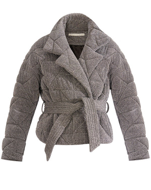 Marshal Coat - Silver