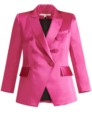 Empire Dickey Jacket - Pink