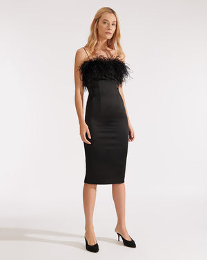 Lilya Dress - Black