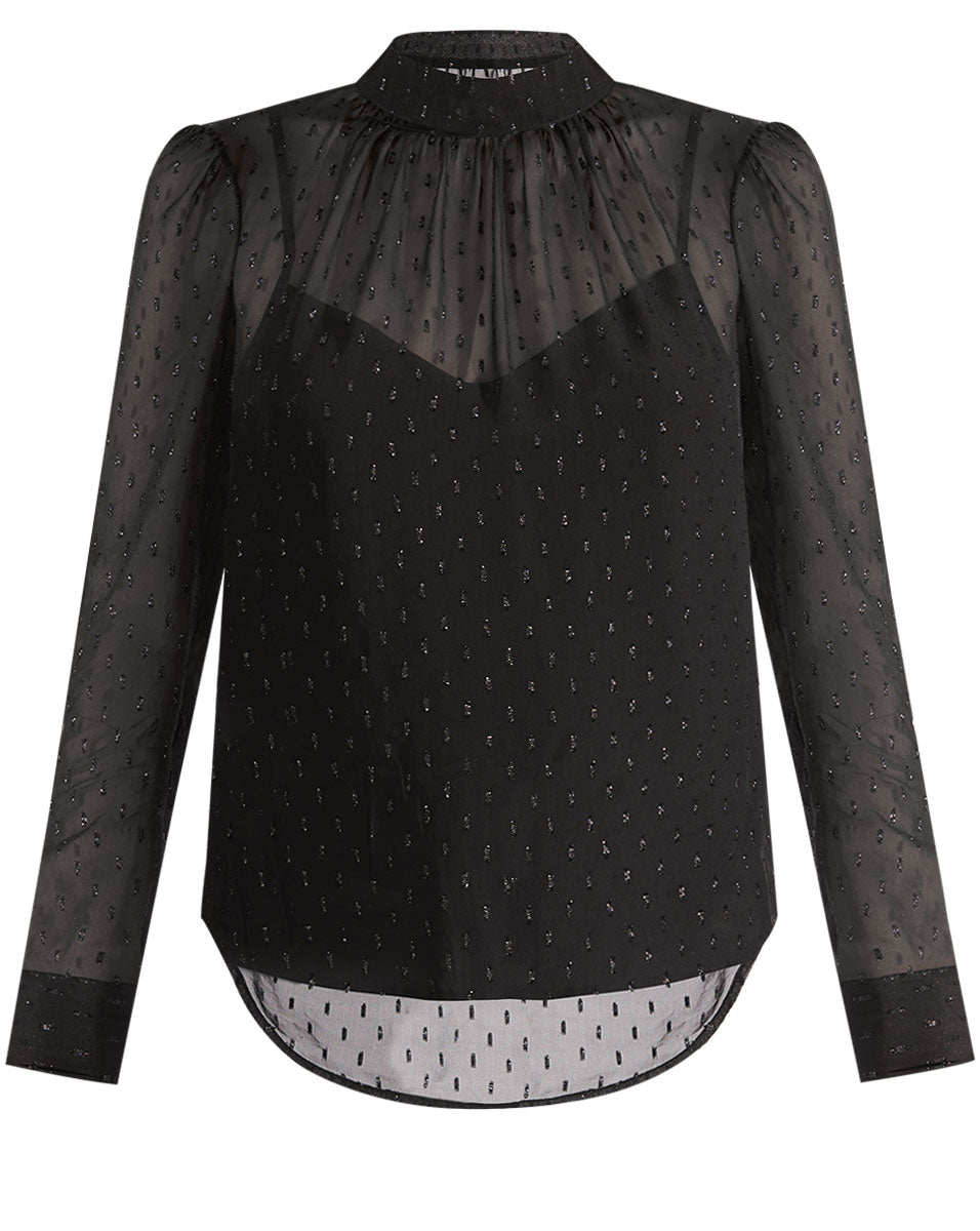 Melling Top - Black