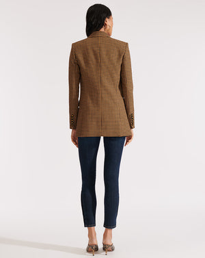 Fortuna Dickey Jacket - Camel