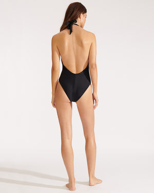 Salis Swimsuit - Black