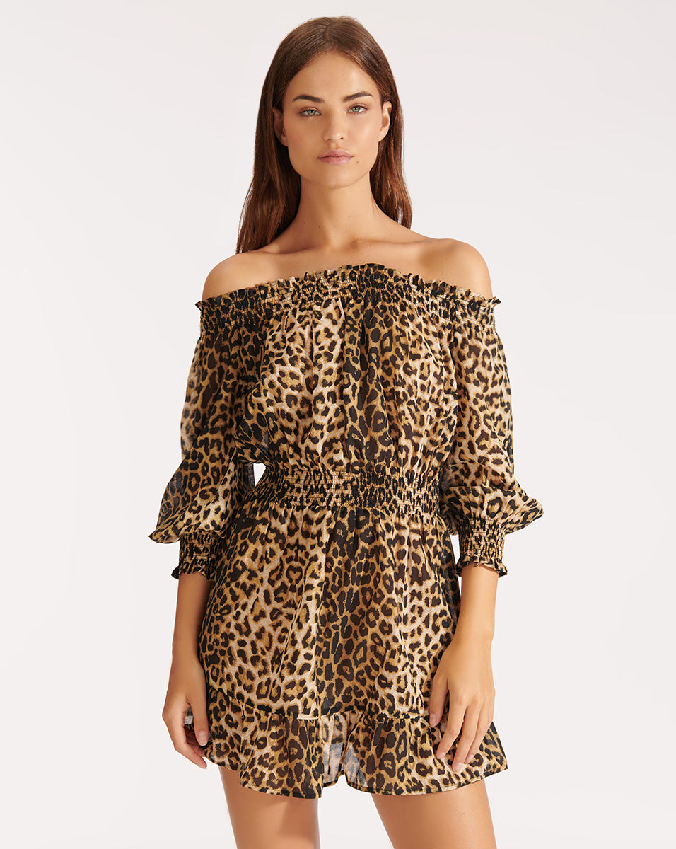 Arcos Cover-Up Dress