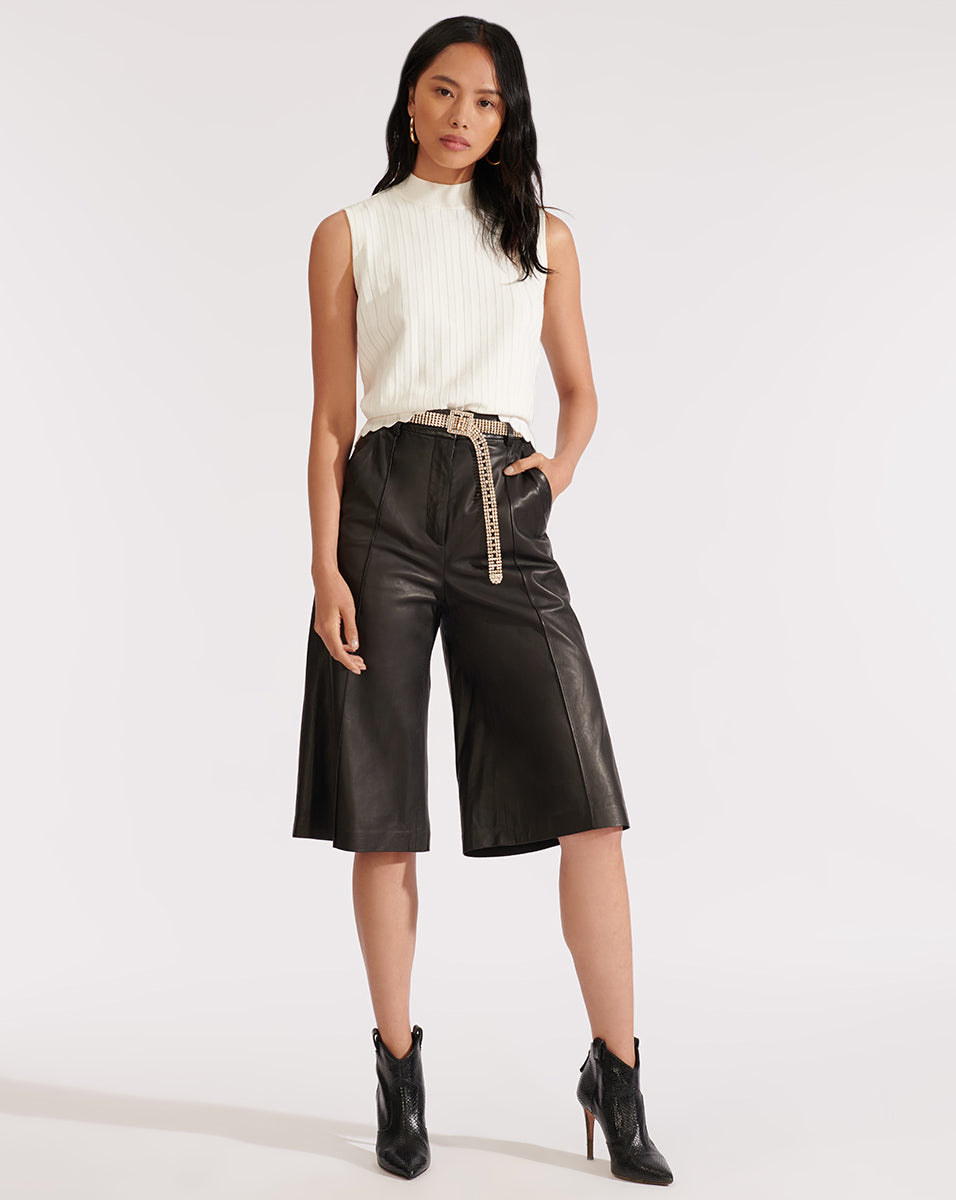 Arnold Leather Culotte