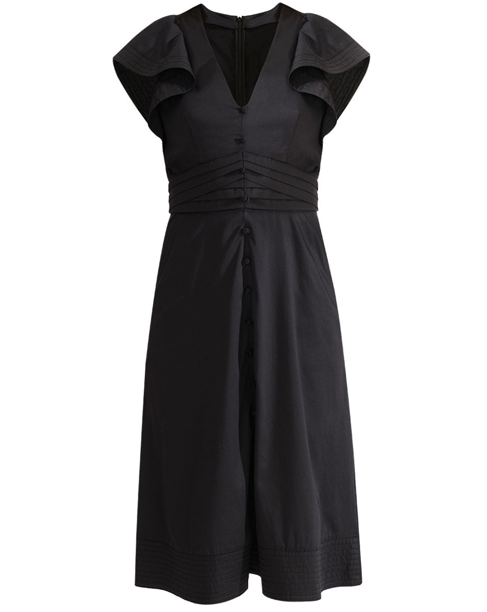 Sada Dress - Black