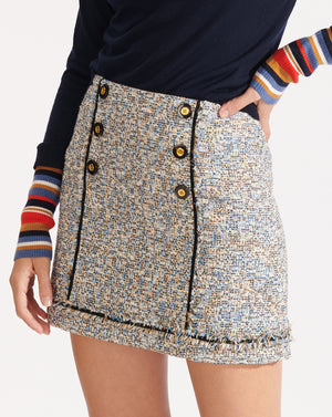 Alfie Skirt - Blue