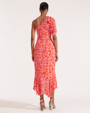 Vie Dress - Poppy Multi