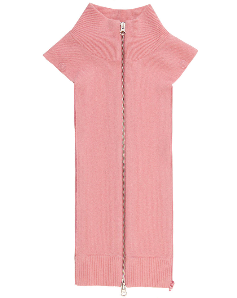 Cashmere Uptown Dickey - Pink