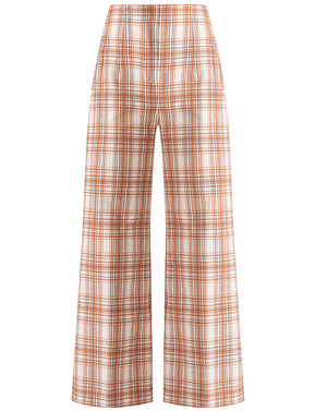 Dova Pant - White Multi