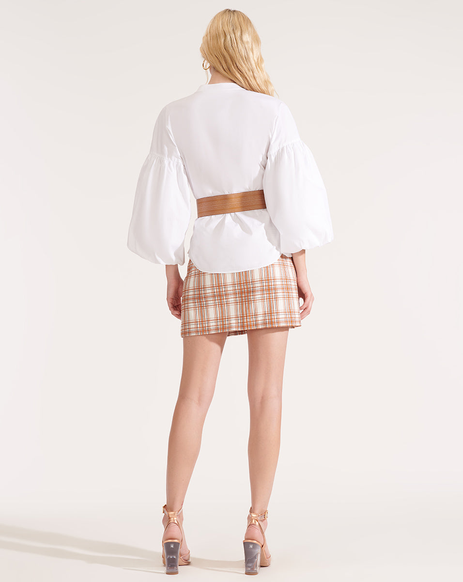 Aileen Top - White