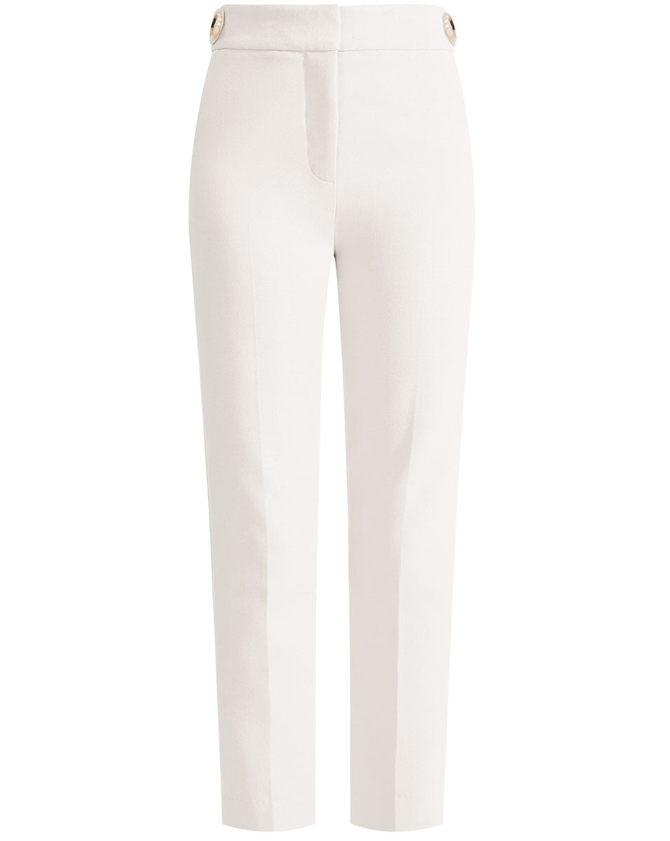 Gamila Pant - Off-White
