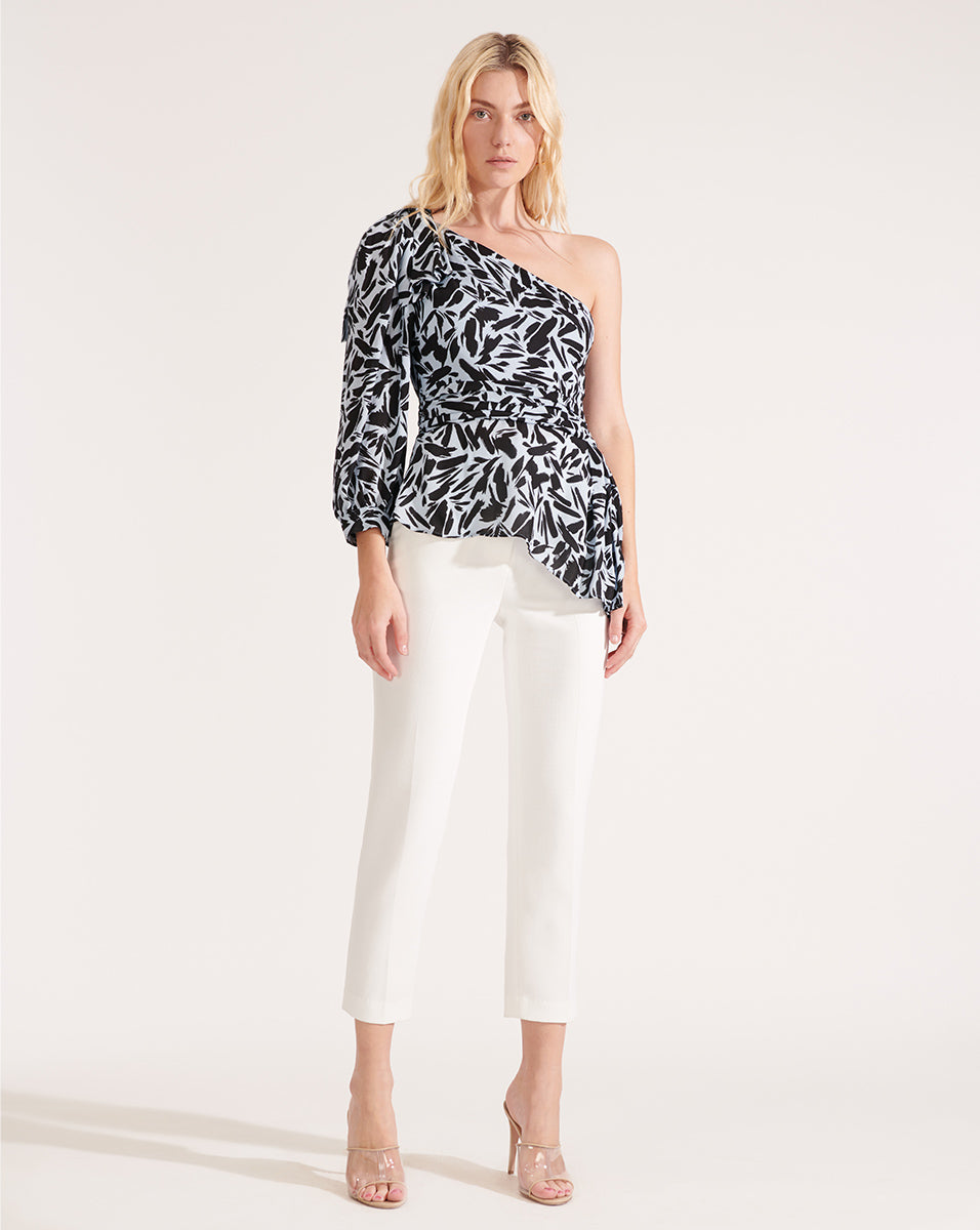 Gamila Pants - Off-White