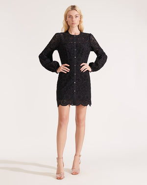 Yana Dress - Black