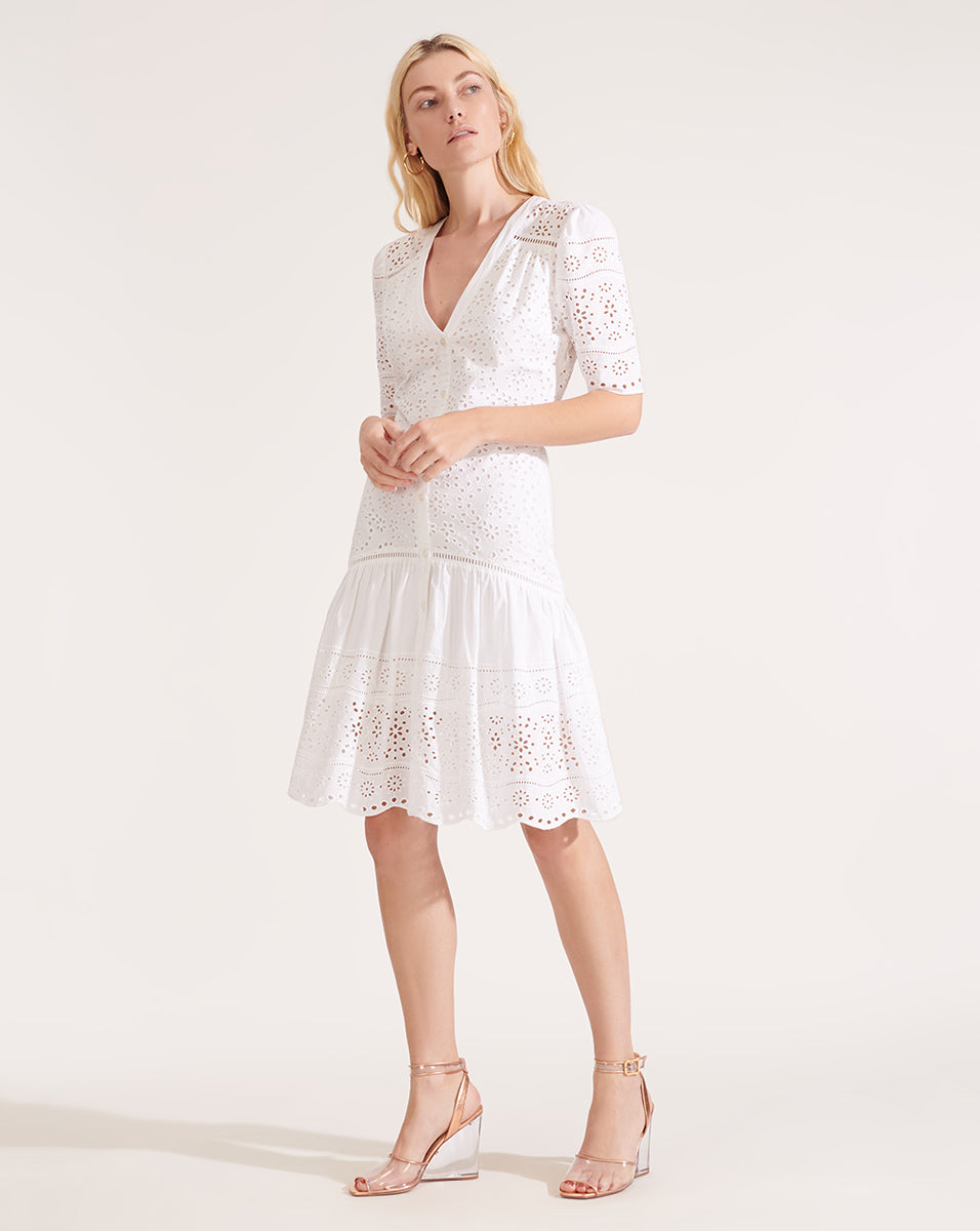 Eve Dress - White