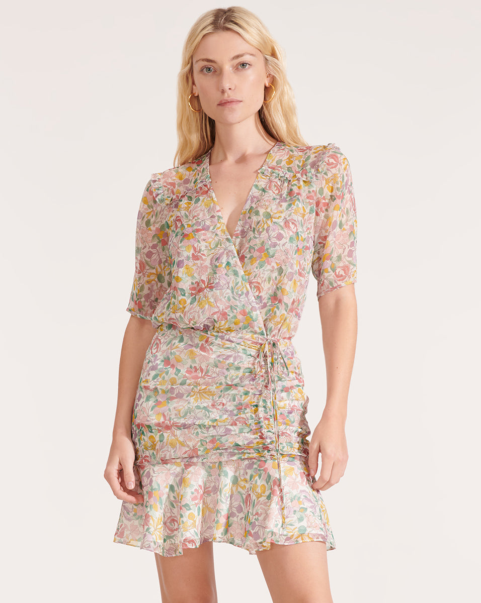 Dakota Dress - Multi