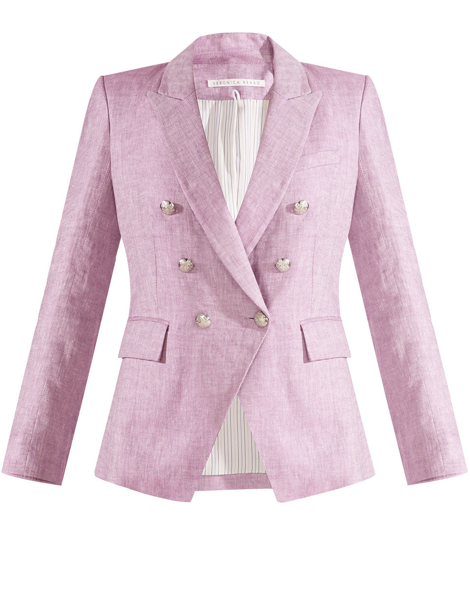 Miller Dickey Jacket - Lilac