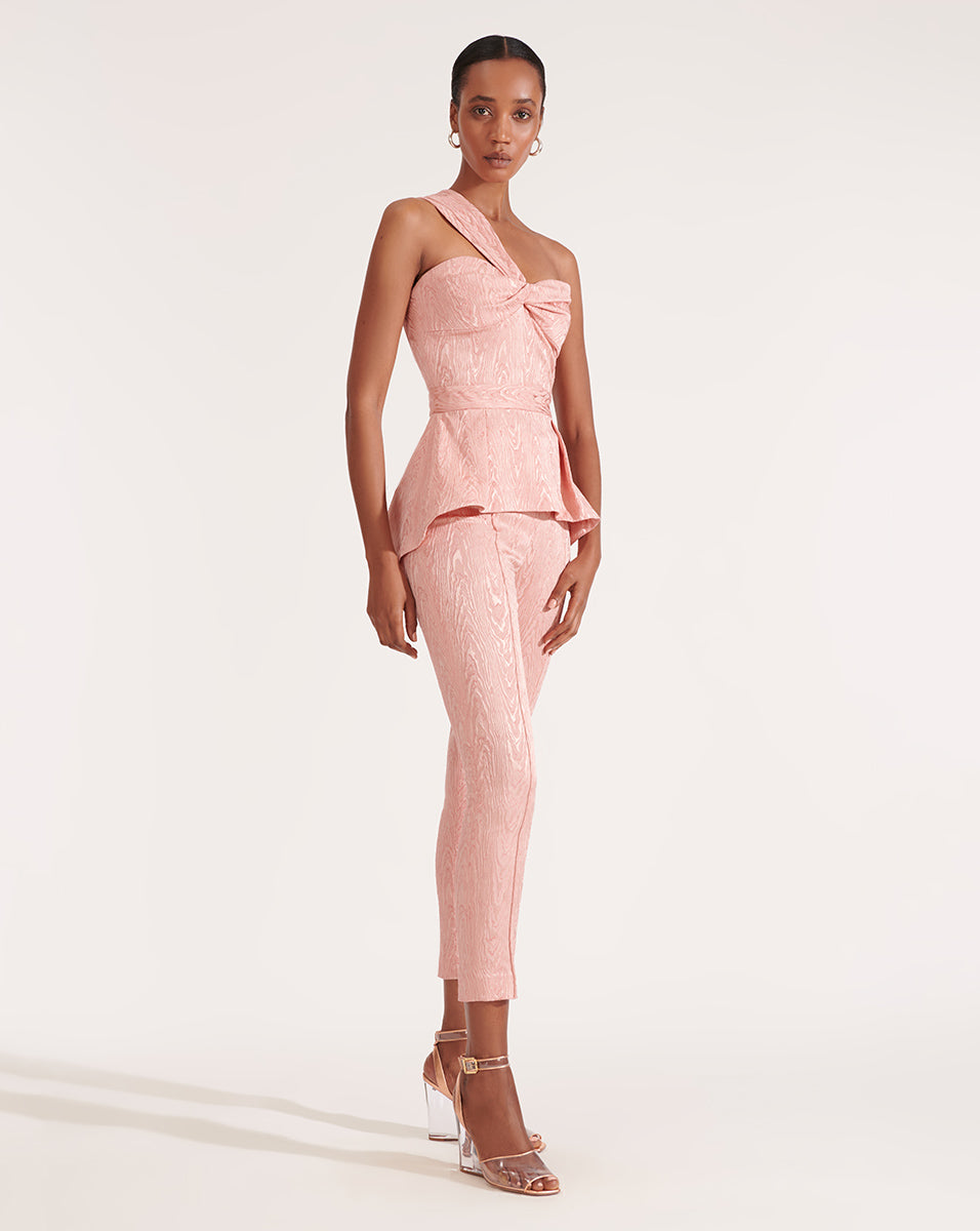 Sufiana Top - Blush