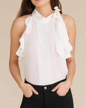Eri Top - White