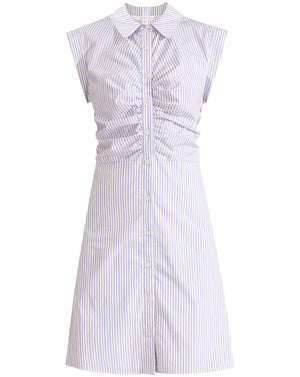Ferris Dress - White Multi
