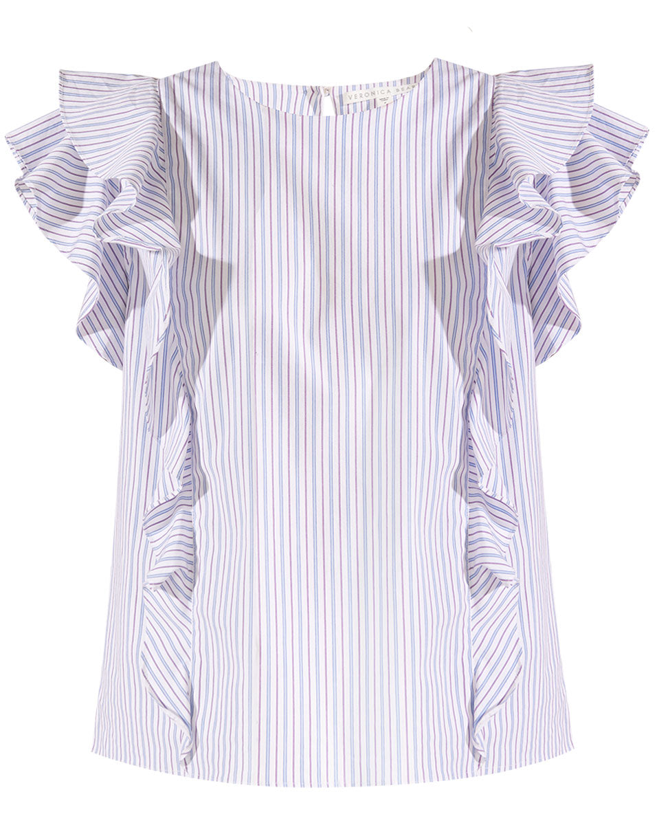 Emert Top - White Multi