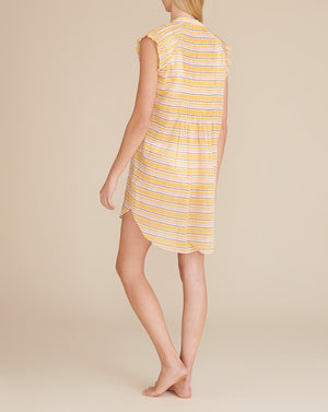Marieta Cover-Up Dress - Sun