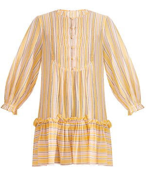 Tibbett Tunic Dress - Sun