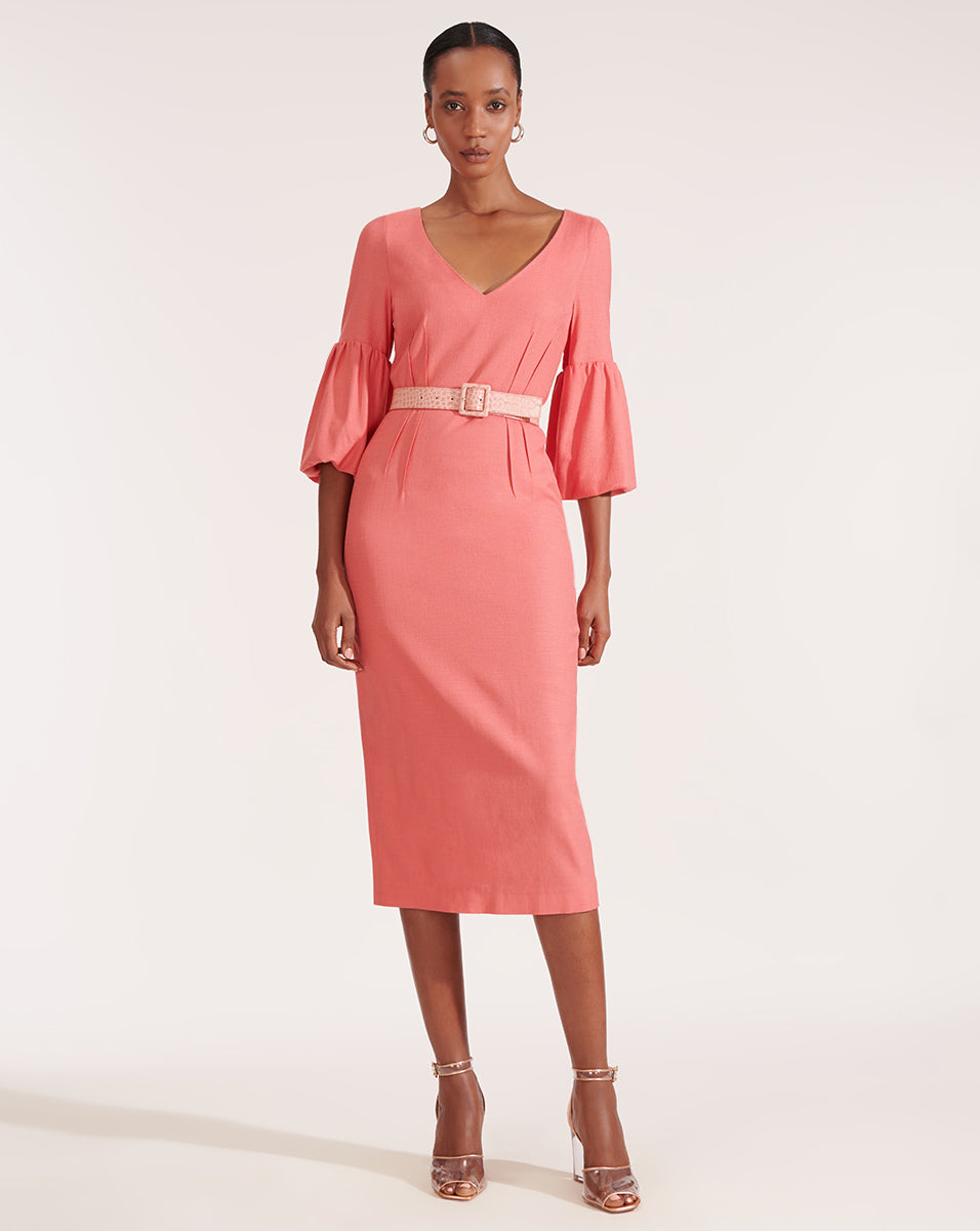 Amalita Dress - Melon