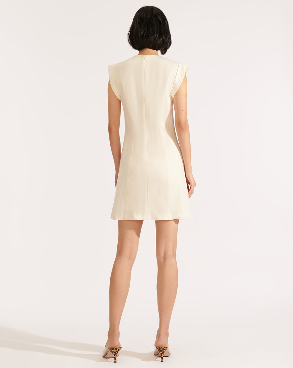 Skylar Dress - White