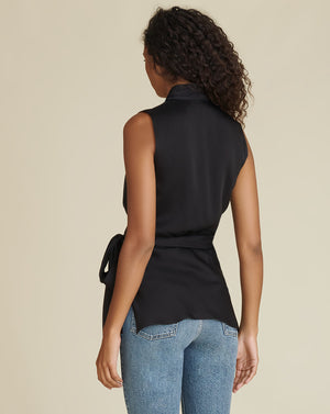 Nerida Top - Black
