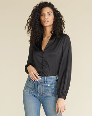 Beata Blouse - Black