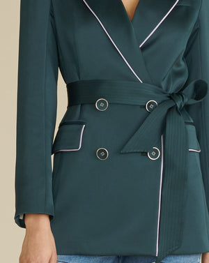 Eiza Jacket - Emerald